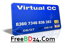 How To Get Free Virtual Credit Card (VCC)