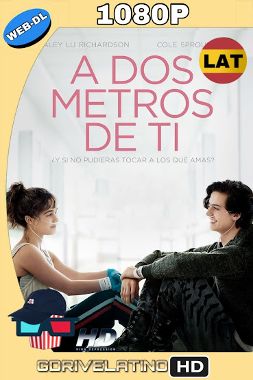 A Dos Metros de Ti (2019) WEB-DL 1080p Latino-Ingles MKV