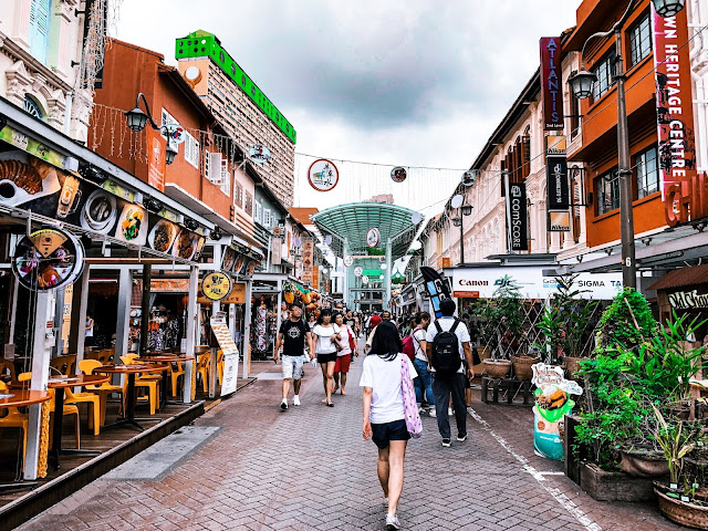 Gdzie tanio i dobrze zjeść w Singapurze? - kulinarny spacer po Chinatown