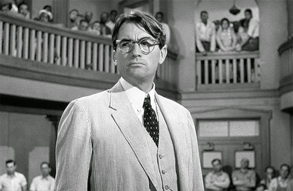 Atticus finch praise or ponder
