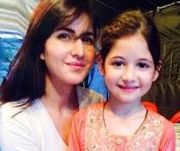 Katrina Kaif dan Harshaali Malhotra