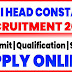 Head Constable Operator Delhi 2020 Vacancy – Application Form |Syllabus | Paper Pattern