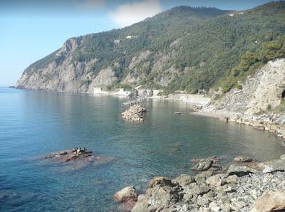 spiaggia di Framura