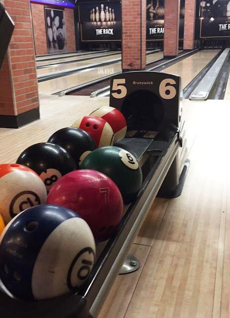 Bowling Topları