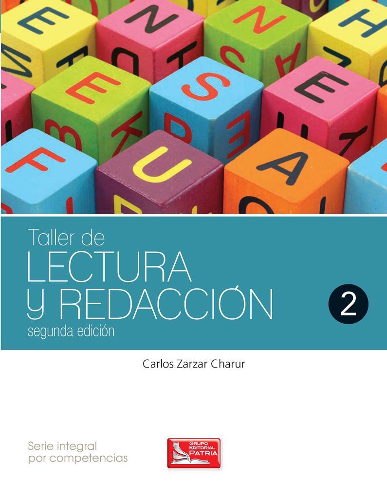Taller de lectura y redacción 2 – Carlos Zarzar Charur