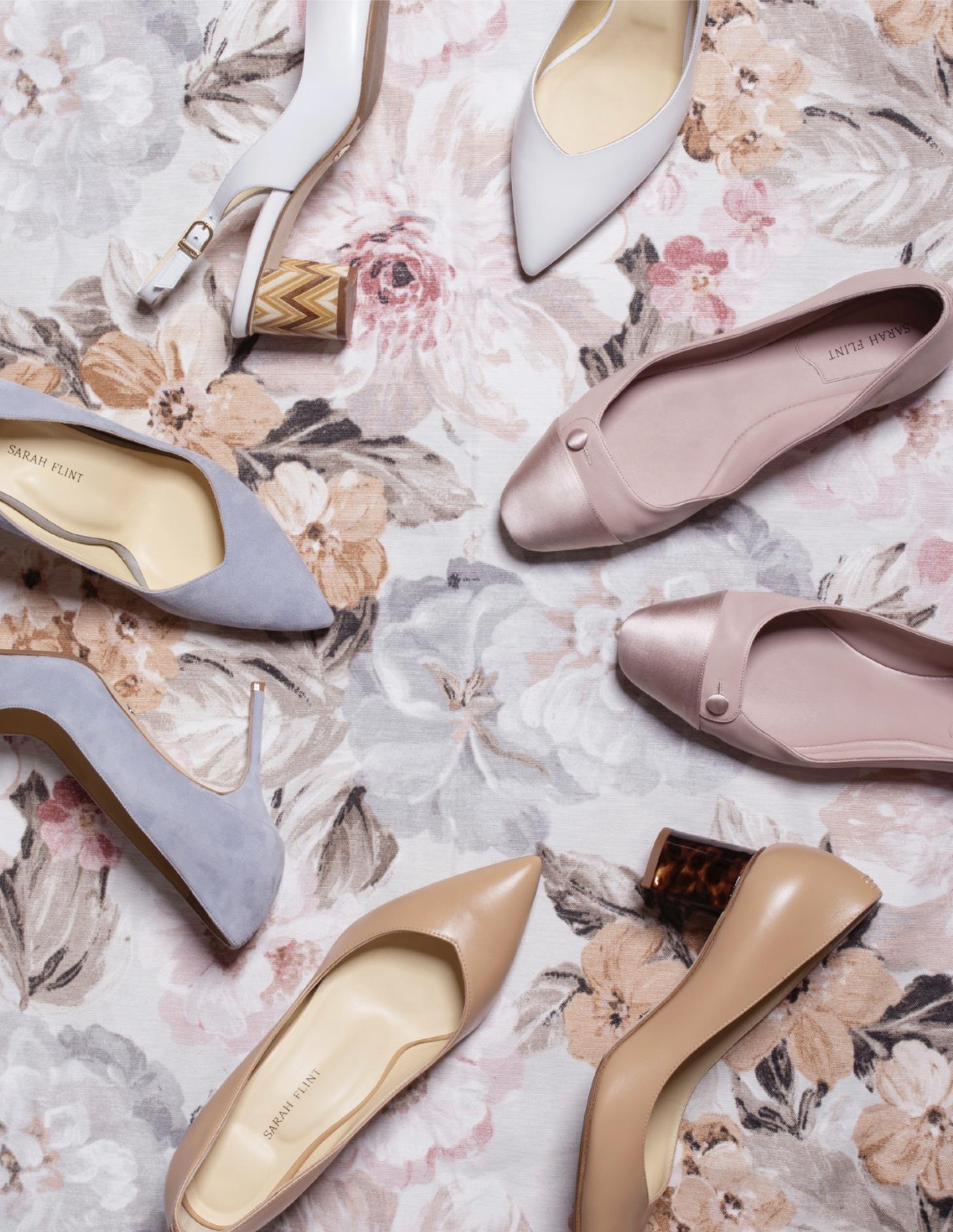 Sarah Flint Spring Shoes