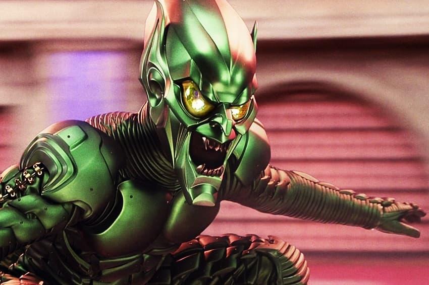 Уиллем Дефо снова сыграет Зелёного Гоблина в кинокомиксе «Человек-паук 3»