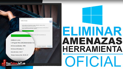 Eliminar Amenazas de Windows con Brutal Herramienta de Microsoft - Limpiar Windows