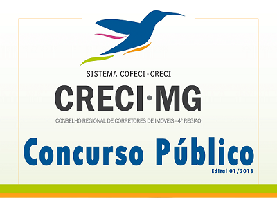 CRECIMG (4ª Região) lança edital de Concurso Público