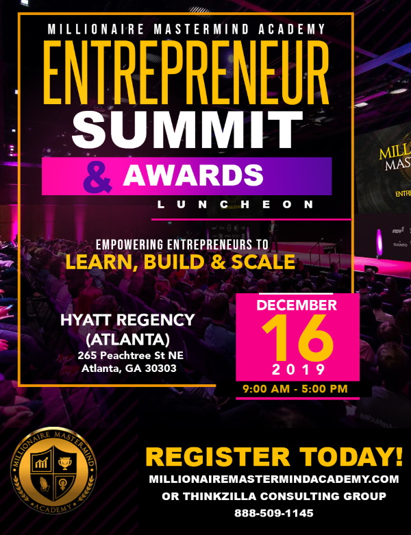 Millionaire Mindset Entrepreneur Summit