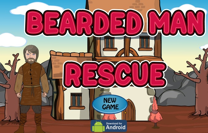 Bearded Man Rescue Walkthrough