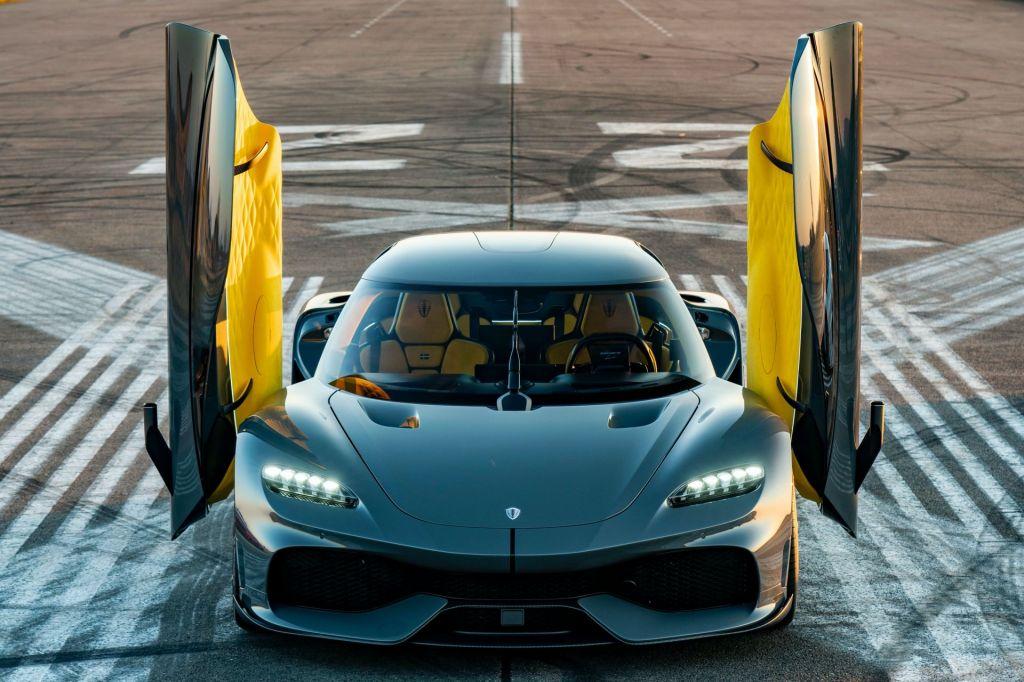 Siêu xe mới của Koenigsegg sẽ mang tới trải nghiệm của 1 chiếc sedan ở tốc độ 400 km/h