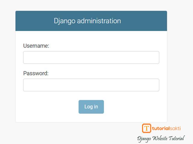 Django Website Tutorial