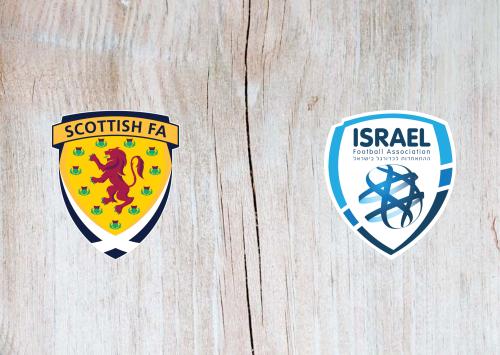 Scotland vs Israel -Highlights 08 October 2020