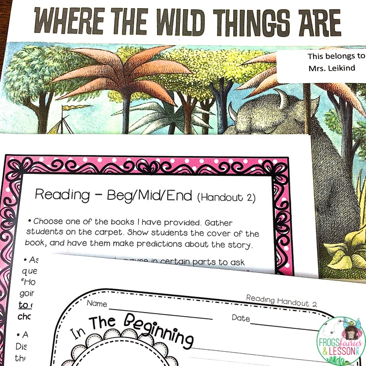 Frogs, Fairies, And Lesson Plans: Ten Pages You Should