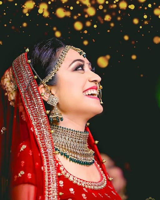 Beautiful Indian Bridal Makeup Look