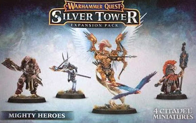 Expansion pack Warhammer Quest