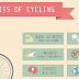 Benefits of Cycling #infographic