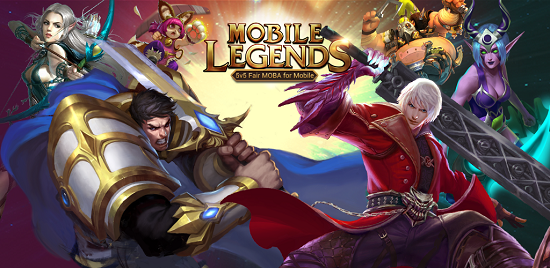 Download Mobile Legends: Bang bang Mod Apk Update Terbaru 2017 (Unlimited Diamond)