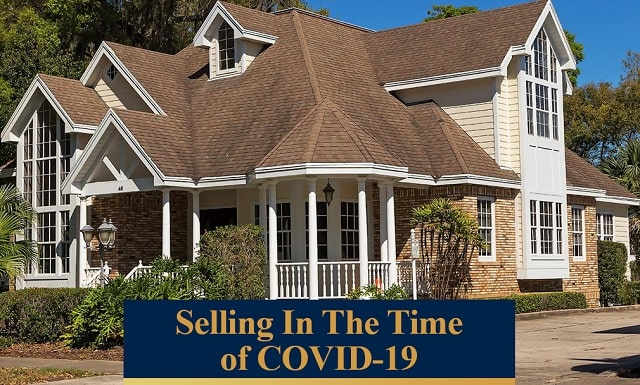 tips selling your home during coronavirus pandemic house sale covid-19