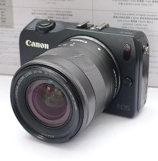 Kamera Mirrorless Canon EOS M TouchScreen Di Malang