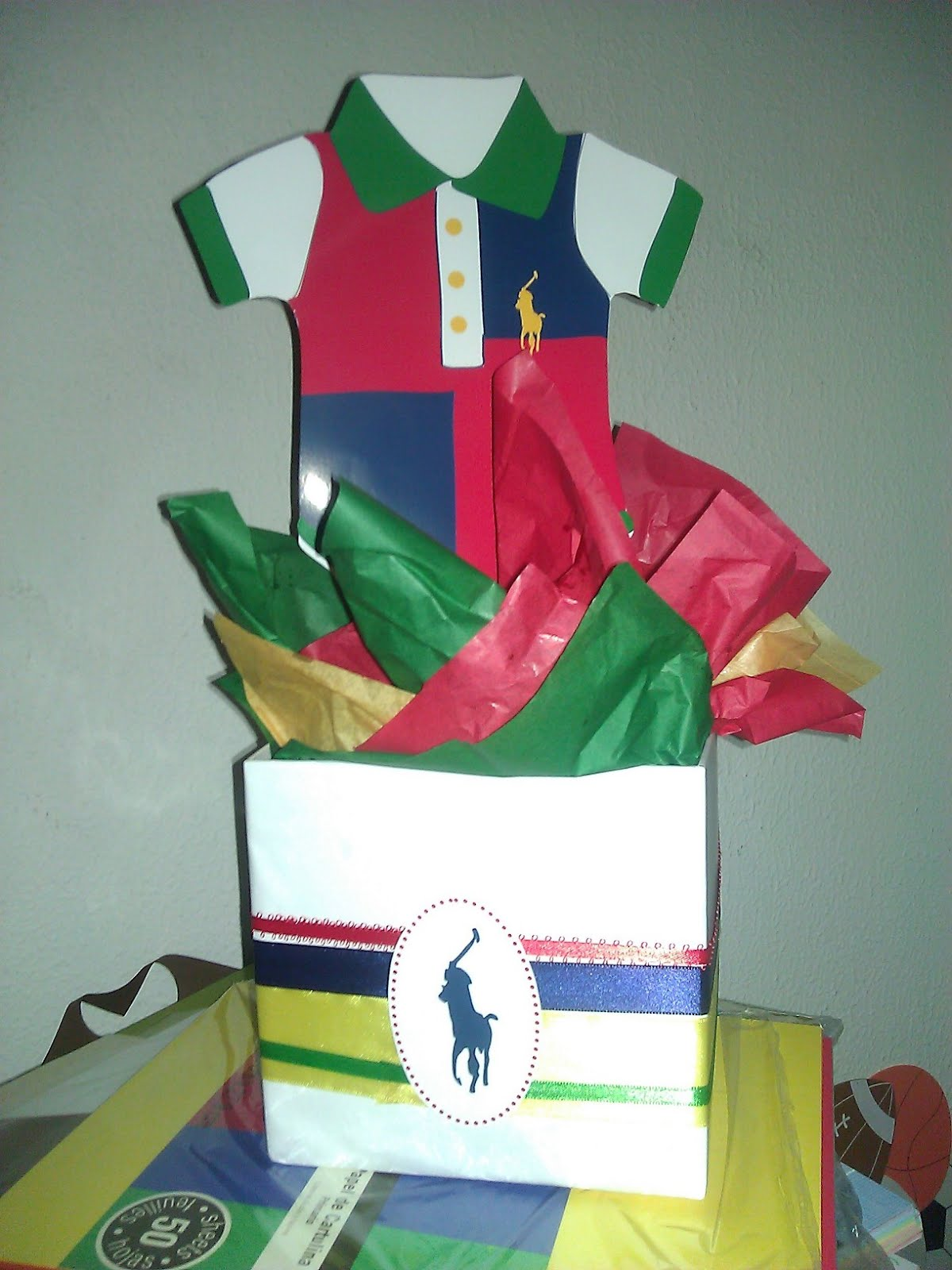Solutions...Event Design by Kelly: Polo Theme