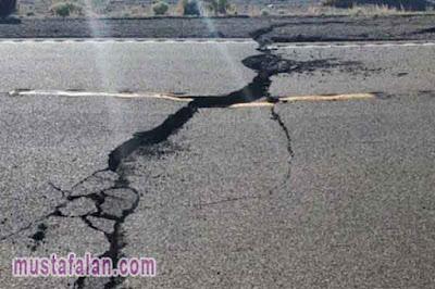 kata bijak islam tentang gempa bumi