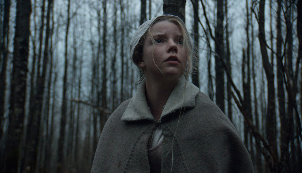 Cena do filme de terror A Bruxa (The Witch), premiado no Festival de Sundance