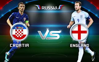مشاهدة مباراة انجلترا وكرواتيا England VS Croatia Live بث مباشر اليوم 11-7-2018