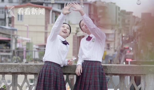 """""""Bringing Warmth to More People"""" New Songs by Xiamen Sixth Middle School Choir"""