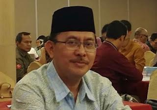 Ketua Bidang Tarbiyah PP Persis Dr. Irfan Safrudin