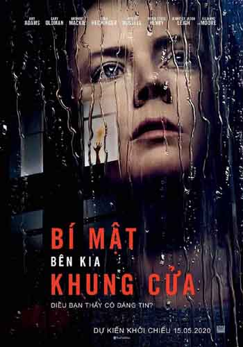 The Woman in the Window 2021 480p 300MB BRRip Dual Audio
