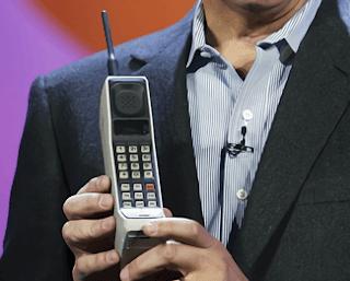 Ponsel generasi pertama