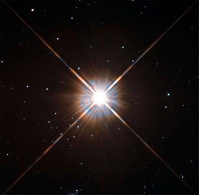 Astrônomos afirmam descoberta de um Planeta como a Terra em Proxima Centauri