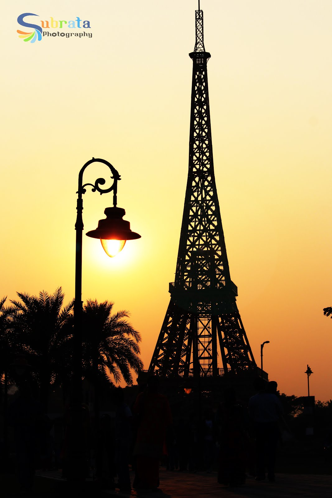 Subrata Mondal: Eiffel Tower | Eco Park | Kolkata | Subrata