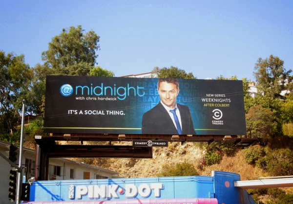 @Midnight with Chris Hardwick billboard