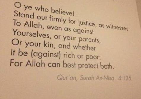 Universitas Harvard Akui Al-Quran Ungkapan Terbaik Keadilan
