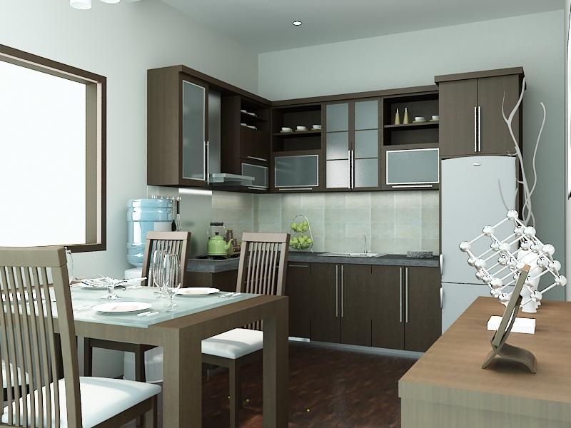 Koleksi Desain Interior Dari Dapur Minimalis