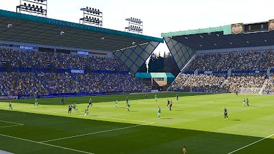 PES 2021 Stadium Rugby Park