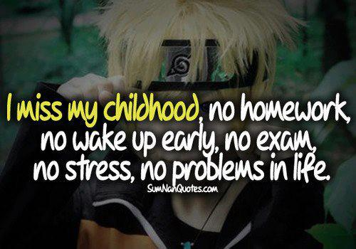 Facebook Quote Covers Miss My Childhood