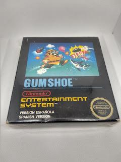 gum shoe nes