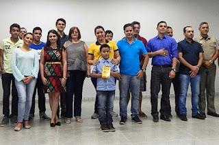 Amigos do trânsito do curimataú, recebe moção de aplauso na Câmara Municipal