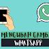 Cara Mengganti Background Layar Chat Whatsapp Menggunakan Foto dari Galeri