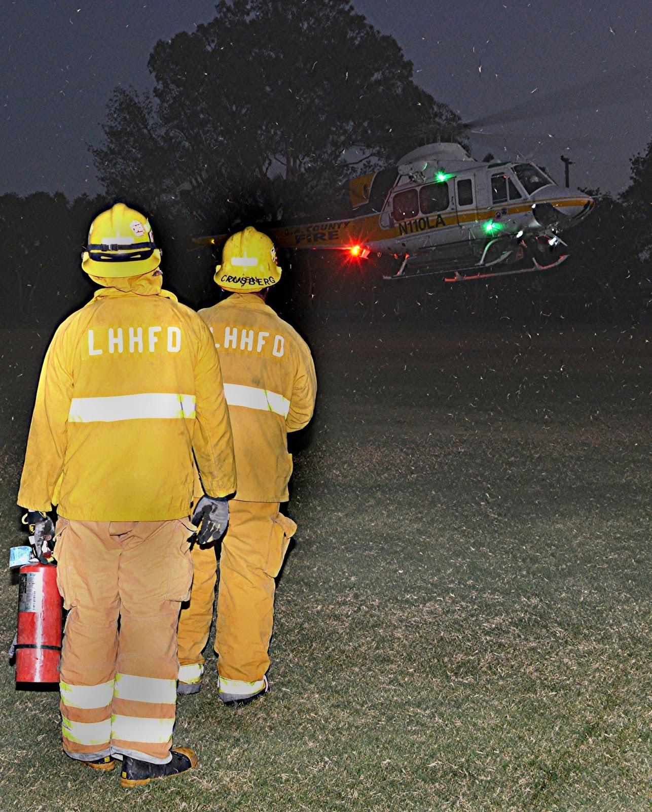La Habra Heights Fire Department News & Information: 2016