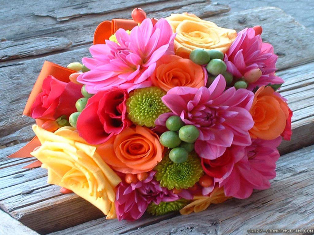 Beautiful Flowers Bouquet Images: * BeautifuL Flower Arrangements *