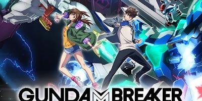 تقرير اونا Gundam Breaker: Battlogue (محطم غاندام: سجل المعركة)