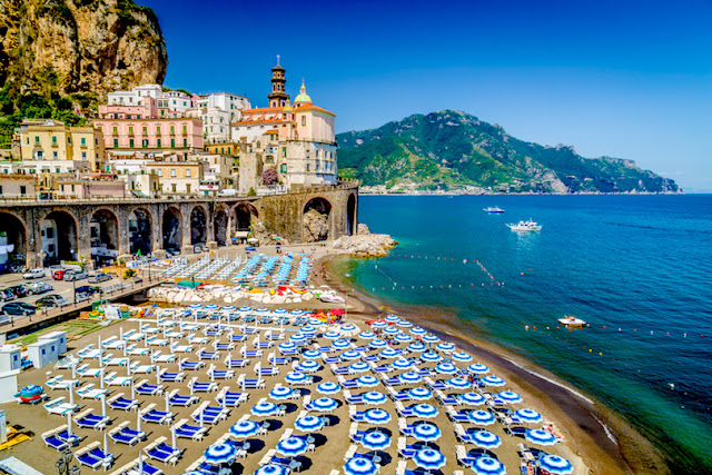 Atrani, Beautiful Amalfi Coast Towns