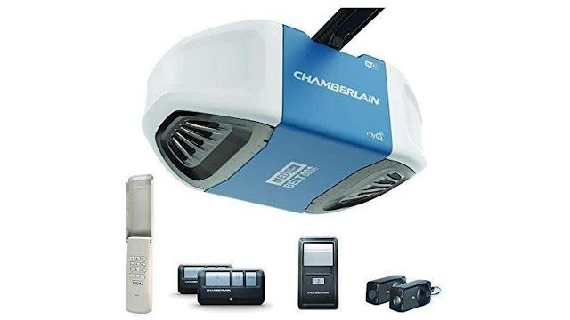 Chamberlain B550 Smart Garage Door Opener