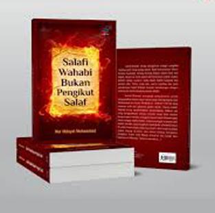 Buku Wahabi Ternyata Bukan Pengikut Salaf Toko Buku Aswaja Surabaya