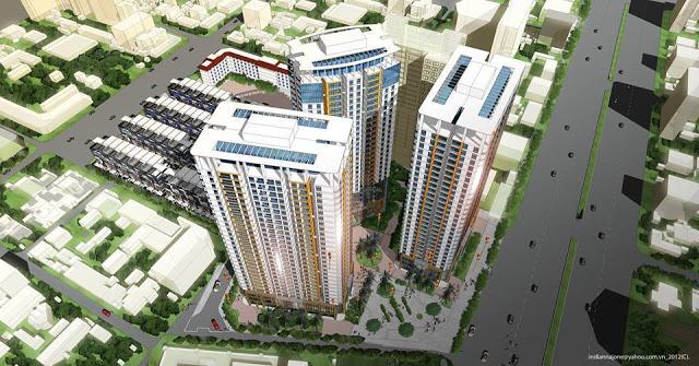 Chi tiết về dự án Imperial Plaza